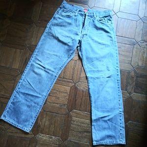{Hugo Boss} Denim Blue Jeans